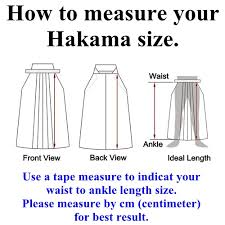 Kendo Hakama Fuji Mazkiya Usa