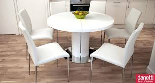 dining table without chairs minimalist room round white wood modern long impressive design glass pedestal dinner solid squ