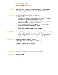 business development associate cv ctgoodjobs powered by career times business development associate cv