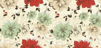 Floral Pattern Wallpaper Custom Design Ideas