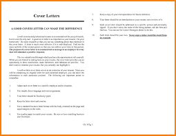 10 Making A Good Cover Letter Informal Letters
