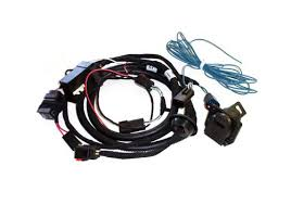 mopar dodge durango trailer tow wiring harness kit autotrucktoys com 2015 dodge durango trailer wiring harness at 2014 Durango Trailer Wiring Harness