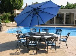 cast aluminum patio furniture with