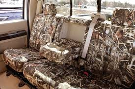camo seat covers for trucks gmc
