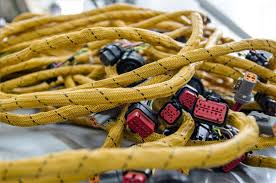 braided harnesses cable harness assembly excel assemblies braided harnesses
