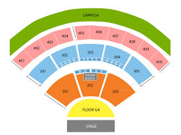 Air Canada Centre Seating Chart Maroon 5 Budweiser Stage Seating Chart And Tickets