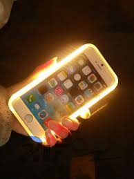 Lumee Light Case Iphone 7 Lumee Apple Iphone 7 8 46 Led Ultra Bright Selfie Dark Flash Light With Inbuilt Rechargeable Battery Back Cover Black