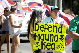 the hawaii independent science time and mauna a w auml kea the essay