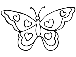 Disegni Da Colorare Gratis Di Farfalle Fredrotgans