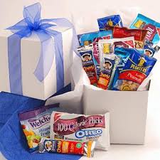 Design Pack Gifts Nikkis By Design Healthy Heart Snack Pack Care Package