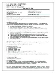Bank Teller Experience Resume Magnificent Teller Experience Resume Bank Teller Resume Template Bank Job Resume