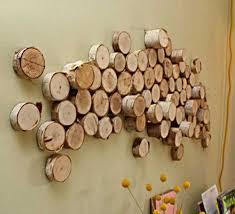 diy log ideas rustic decor