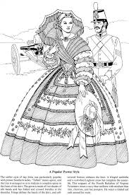Small Picture 63 best victorian coloring images on Pinterest Coloring books
