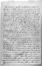 lincoln papers draft of the emancipation proclamation p