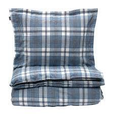flannel check duvet cover salty sea uk super king