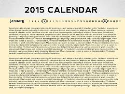 Ppt Calendar 2015 2015 Powerpoint Calendar Presentation Template For Google
