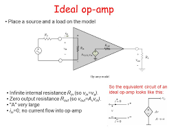 16 ideal op amp