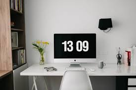 simple minimalist home office. Master Minimalist Home Office Design With These Simple Hacks