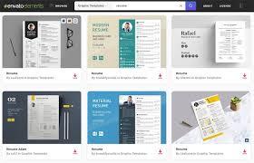 20 Best Job Resume Templates Best Digital Themes Medium