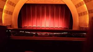 Radio City Music Hall Section 2nd Mezzanine 4 Row B Seat 402