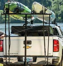 Canoe Rack For Truck Use The As A Pick Up Truck Bed Extender Extends ...