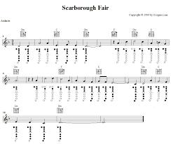 Soprano Recorder Songs Scarborough Fair In D Minor