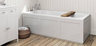 How to Fit a Wooden Bath Panel | VictoriaPlum.com