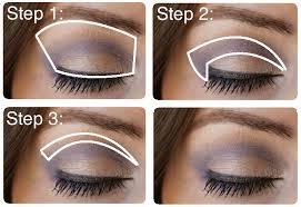 simple makeup with tutorial on eye makeup with blushing basics eye makeup tutorial step