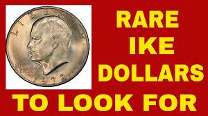 1972 Eisenhower Silver Dollar Value Chart Rare 1972 Eisenhower Dollar Worth Money Rare Dollars To Look For