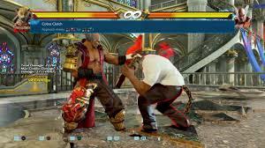 King Chain Grab Chart Tekken 7 King Chain Grabs And 10 Hit Combo 1