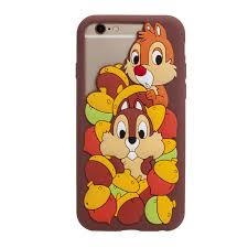 highest quality 3d animal squirrels shape eco friendly silicone mobile cover design diy for iphone