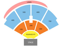 Freedom Hill Seating Chart Freedom Hill Amphitheatre Seating Chart And Tickets