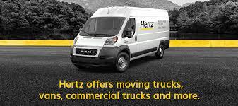 Truck and Van Rentals | Hertz