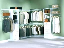 and closet organizer organizers accessories kit review allen roth system ki