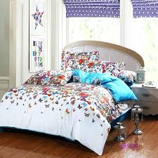 cotton quilt covers king size egyptian cotton erfly comforter cover set bedspread bedding set king size