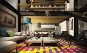 ... Living room, Colorful Living Room Design Awesomely Stylish Urban Living  Rooms Small Living Room Ideas ...