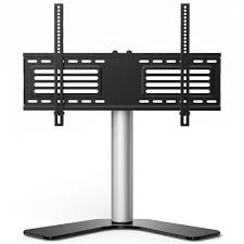 FITUEYES Universal Table Top TV Stand For 32 To 65 Inch TVs TT106001GB Black Tv Stand9