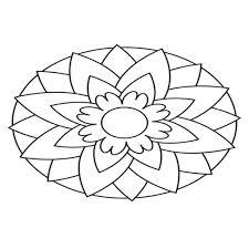 Bloemen Kleurplaten Printen Beste Van Beste Van Mandala Kleurplaat