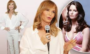 Jaclyn Smith, 73, appears to have hardly aged since her Charlie's Angels  days   Daily Mail Online