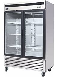 Stand Up Display Freezer Amazon Single Door Upright Display Freezer D100BMF Appliances 42
