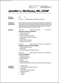 Tech Resume Template Phlebotomy Samples For New Grads Medical Lab
