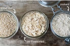 overnight strawberry steel cut oats