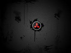 mitsubishi logo black. mitsubishi logo black g