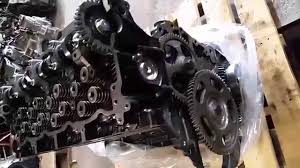 Isuzu 4HK1 5.2 ltr rebuilt Brand New engine for Isuzu NPR, NQR, NRR ...