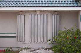 protecting homes in certain areas is essential especially in hurricane e areas aluminum or steel hurricane panels are the choice of