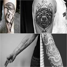 олень из геометрических фигур тату цветовое решение тату изображений