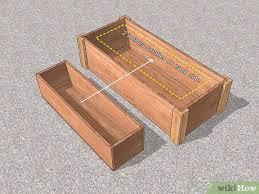 how to make concrete planters 14 steps