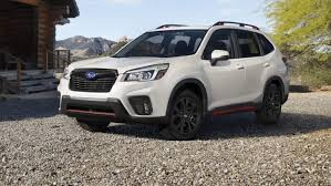 sporty subaru forester bound for