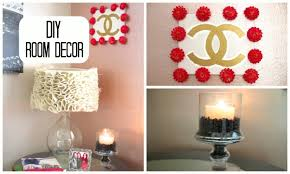 Room Decor Diy Diy Room Decor Cute Simple Youtube