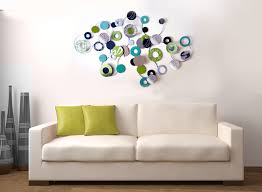metal wall art blue on pictures wall art uk with metal wall art eclipse lime and blue the sculpture room